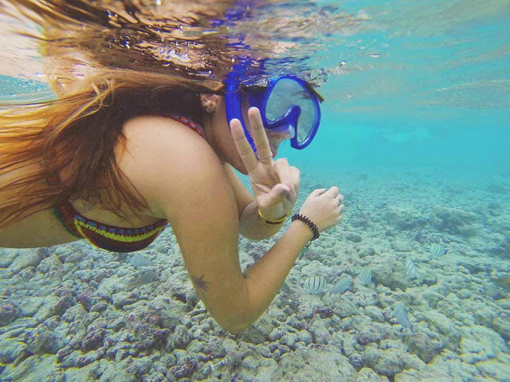fringeandfrange underwater gopro