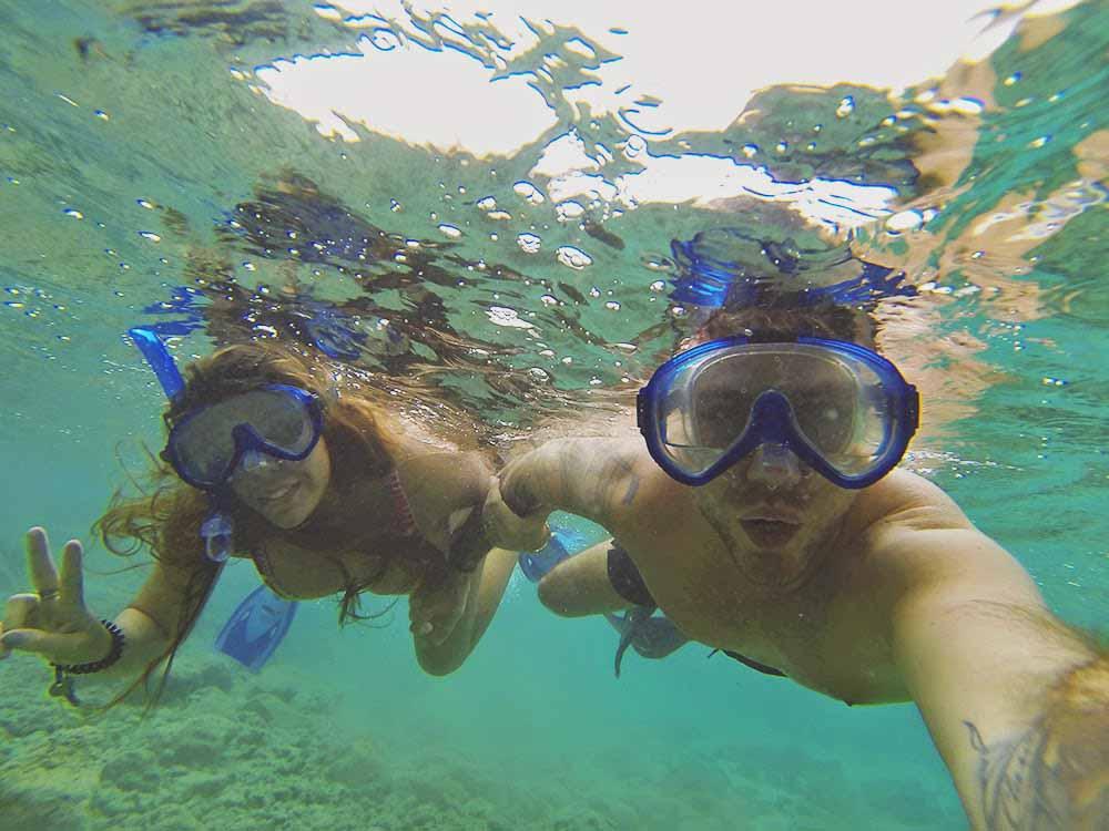 honeymoon hanaumabay