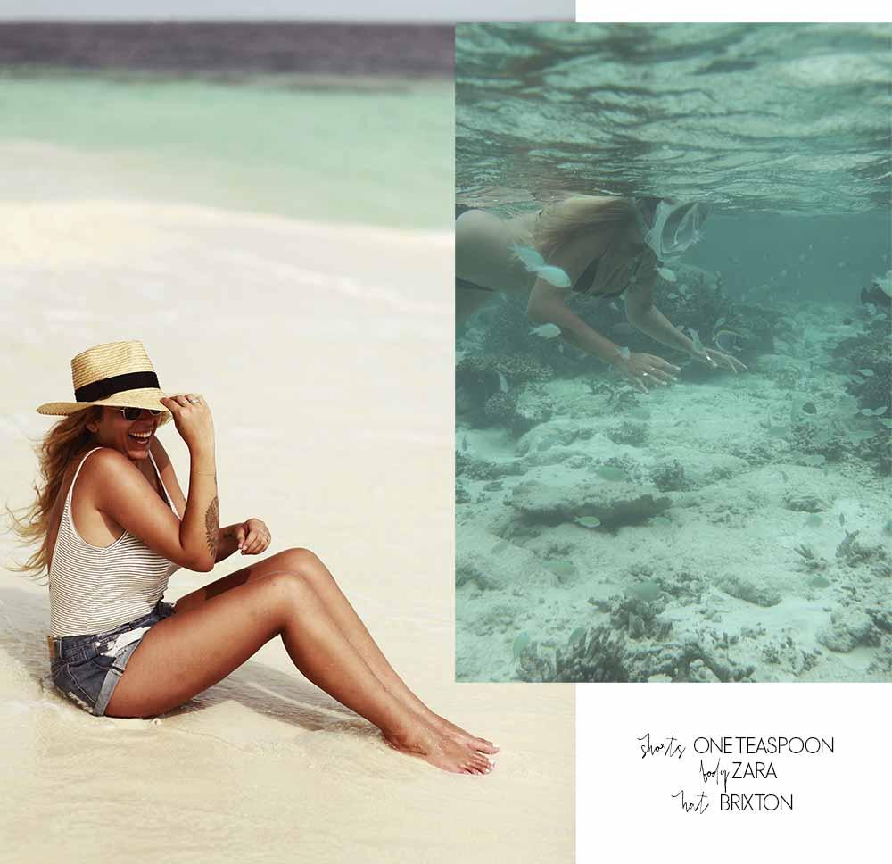 fringeandfrange beach maldives