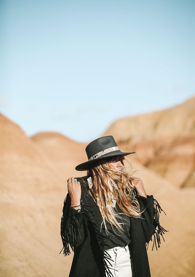 oliver chapeau femme