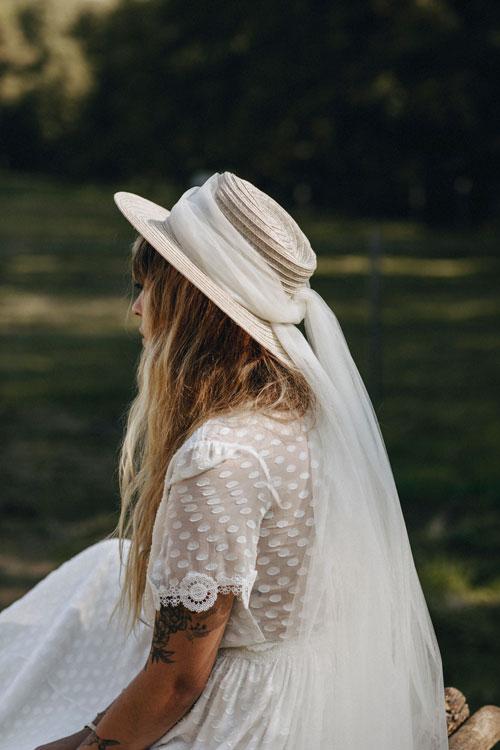 elise hameau chapeau boheme