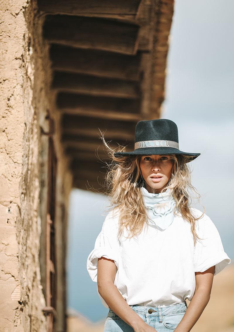 austin chapeau femme