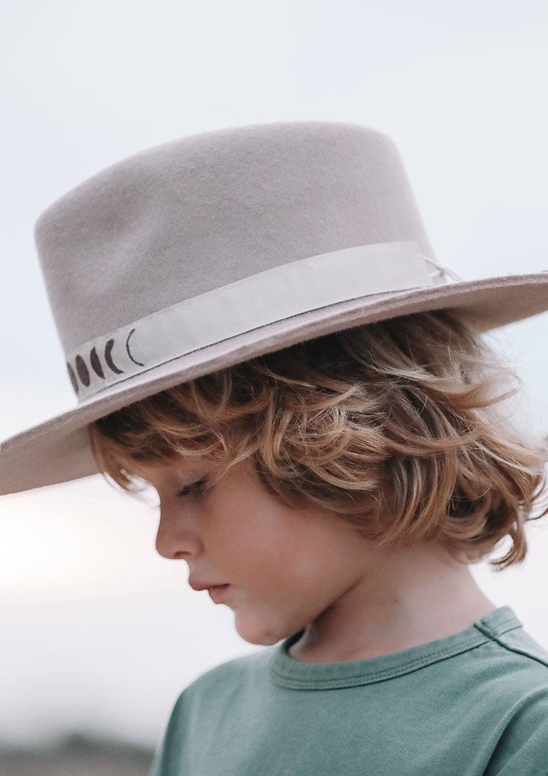 ella chapeau enfant