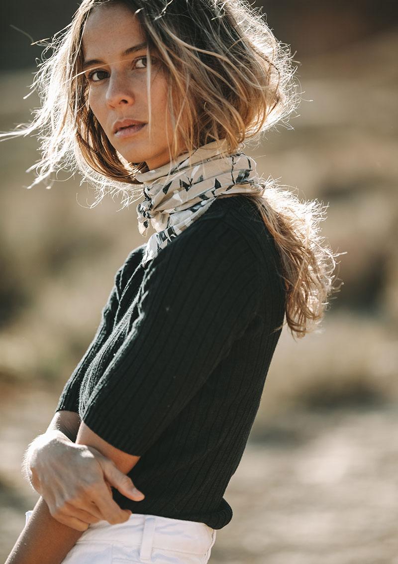 olive bandana
