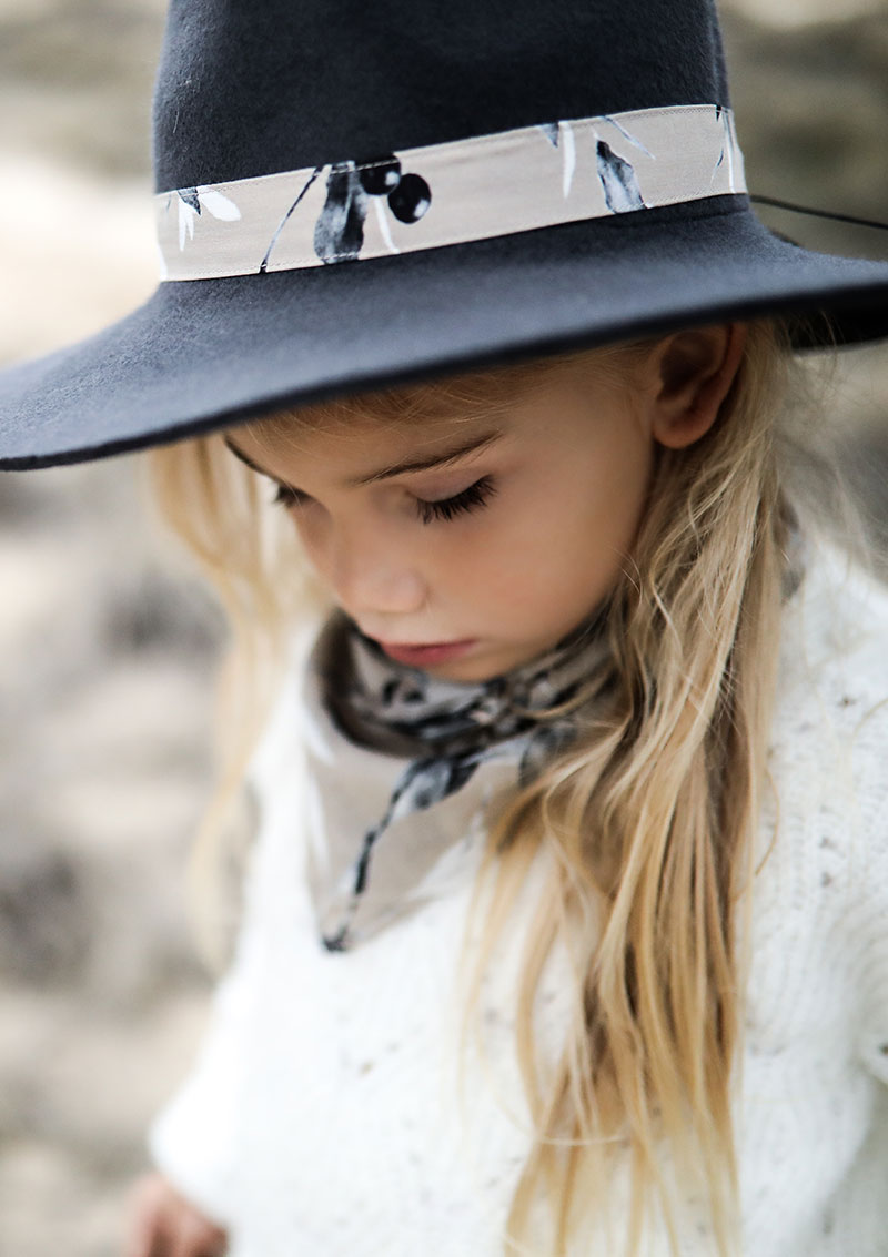 oliver chapeau kids